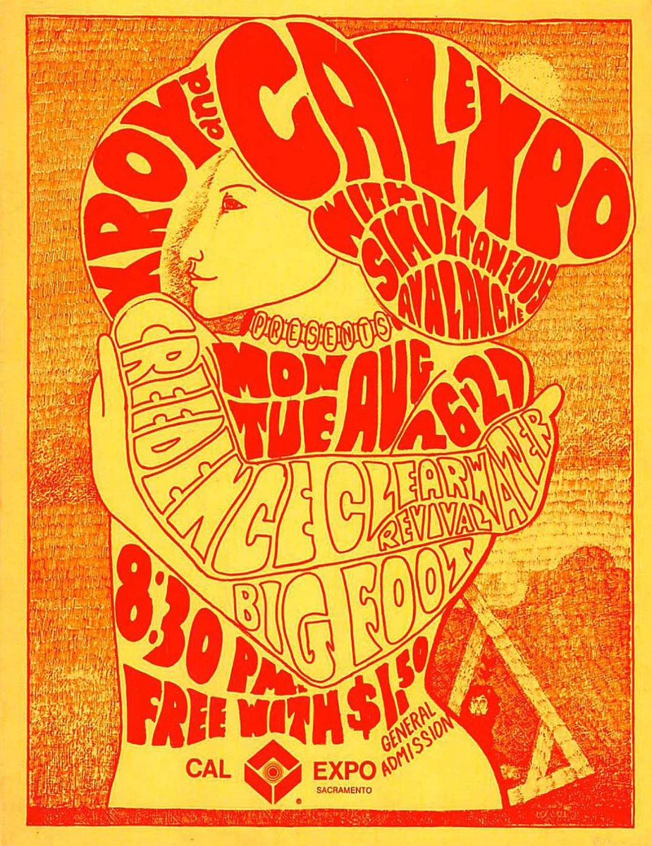 August 26-27, 1969 Cal Expo, Sacramento, CA | Concerts Wiki