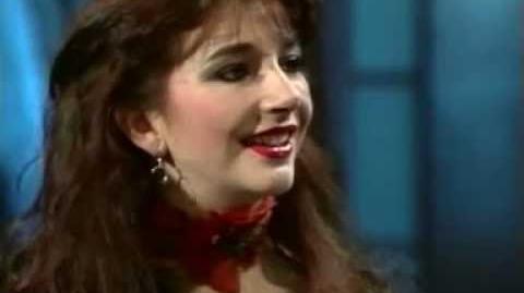 Kate Bush - Interview Ireland 1978