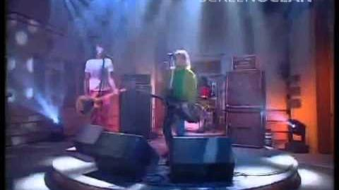 Nirvana - Territorial Pissings Live on The Jonathan Ross Show