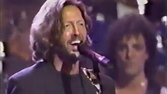 Billy Joel International Rock Awards Billy Joel and Eric Clapton Jam 1990