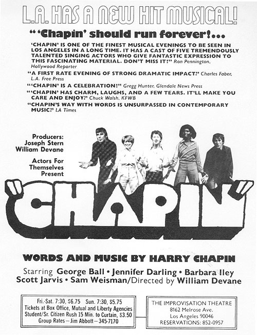 Harry Chapin | Concerts Wiki | FANDOM powered by Wikia