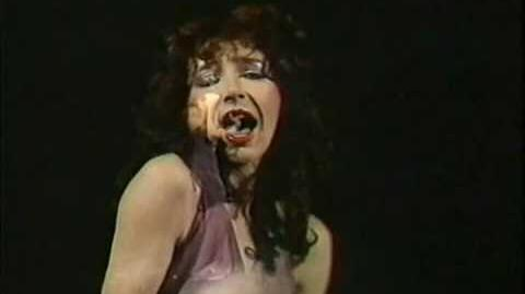 Kate Bush - Wow (San Remo)