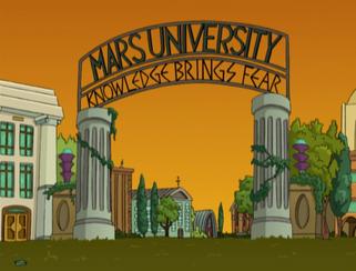 MarsUniversity