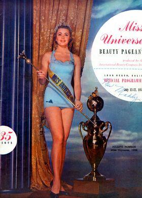 Missuniverse1956program