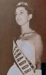 MISS WORLD ECUADOR 1964