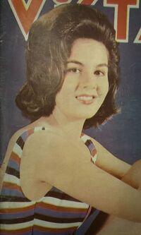 MISS ECUADOR 1964