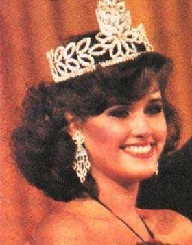 MISS ECUADOR 1988