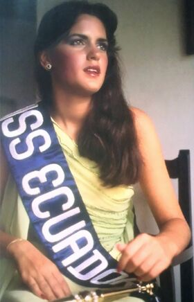 MISS ECUADOR 1984