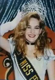 MISS WORLD ECUADOR 1992