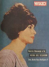 MISS WORLD ECUADOR 1960
