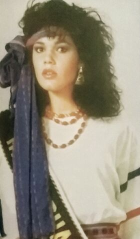 MISS ECUADOR 1987