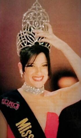 MISS ECUADOR 2000