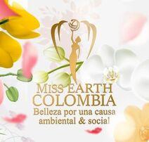 MissEarthColombiaLogo