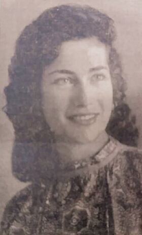 MISS ECUADOR 1958