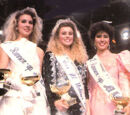 Miss All Nations 1989