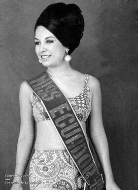 MISS ECUADOR 67