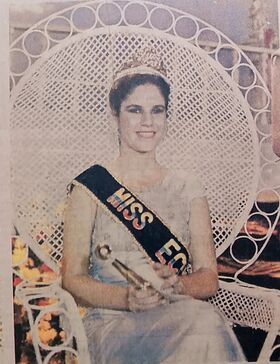 MISS ECUADOR 1985