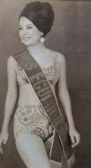 MISS ECUADOR 1967