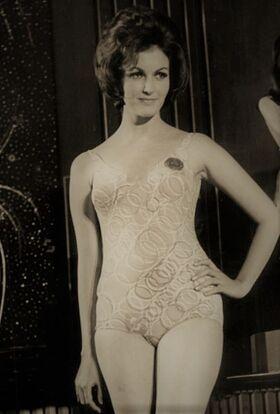 MISS ECUADOR 1970(2)