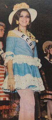 MISS ECUADOR 1968