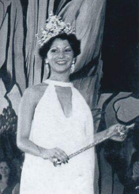 MISS ECUADOR 1977