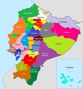 MAPA ECUADOR CERTAMENES