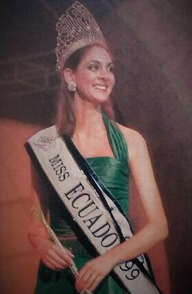 MISS ECUADOR 1999