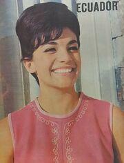MISS UNIVERSO ECUADOR 1965