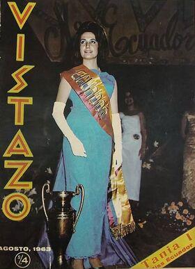MISS ECUADOR 1963