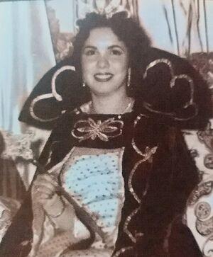 MISS ECUADOR 1956