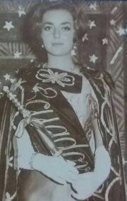 MISS ECUADOR 1961