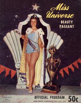 MissUniverse1954Logo