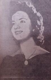 MISS ECUADOR 1959