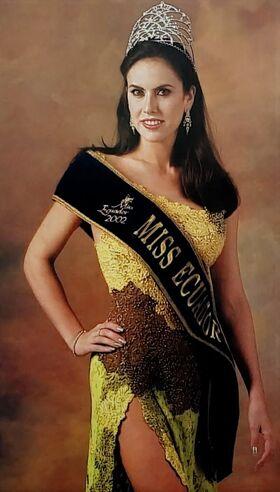 MISS ECUADOR 2002