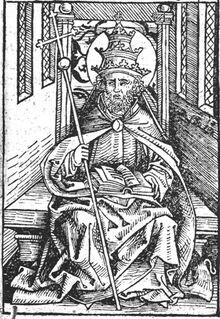 Papa in trono