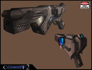 C2 cyberia heavy blaster