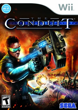 The Conduit Front Cover