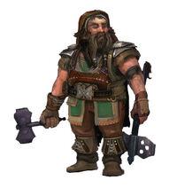 Elaran Dwarf