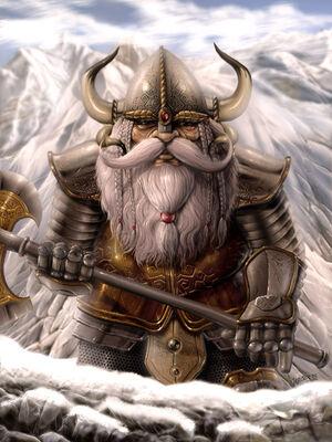 Dwarf Danaan