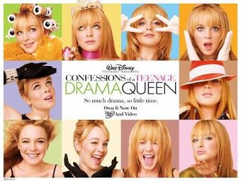Confessions of a Teenage Drama Queen Wikia | Fandom