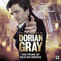 The Confessions Of Dorian Gray X2 The Prime Of Deacon Brodie