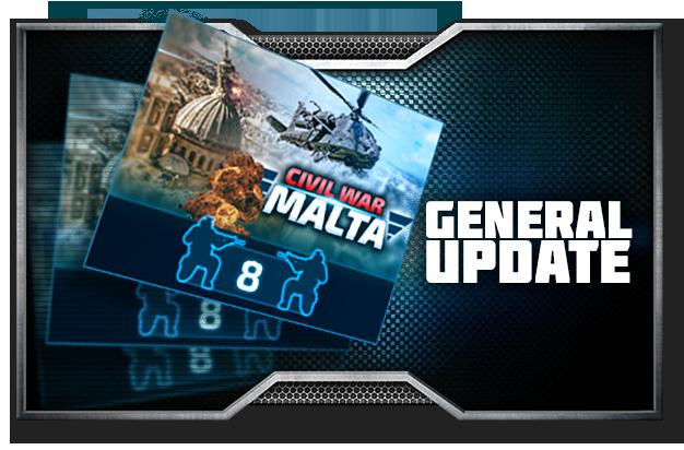 2019-02-08 Malta Map Update