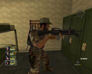 Desert Storm II m16a2