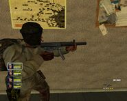 Desert Storm II mp5sd