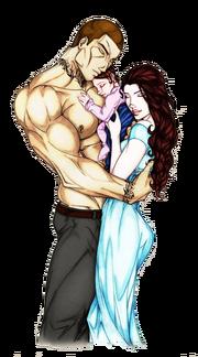 Zsadist, Bella e Nalla 3