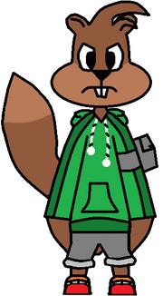 Rexi The Squirrel