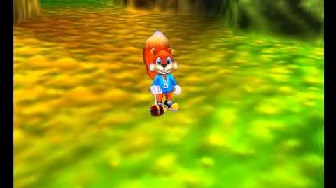 Conker's Bad Fur Day - Conker's Cheeks Whistling-0