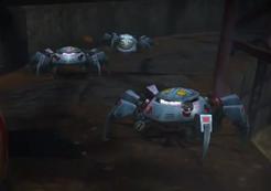 Robo spiders