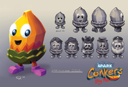 Project Spark Acorn People