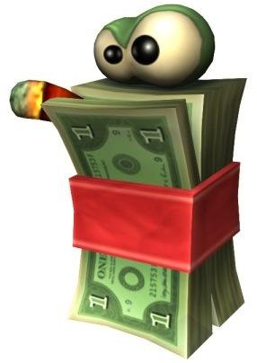 Cash | Conker Wiki | FANDOM powered by Wikia